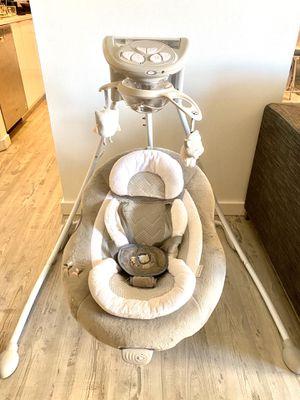 Ingenuity Enlighten Baby Swing for Sale in Union City, NJ