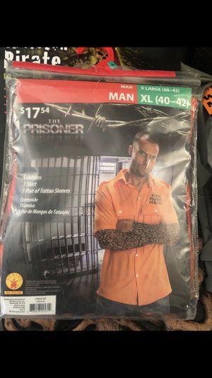 Prisoner Costume for Sale in Whittier, CA
