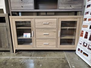 TV Stand for TVs up to 70 inch, Dark Taupe for Sale in Norwalk, CA