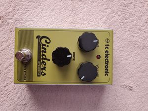 TC Electronics Cinders Overdrive for Sale in Puyallup, WA