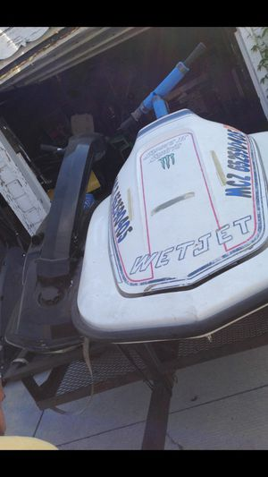 2 Jet skis with the trailer for Sale in Dearborn, MI