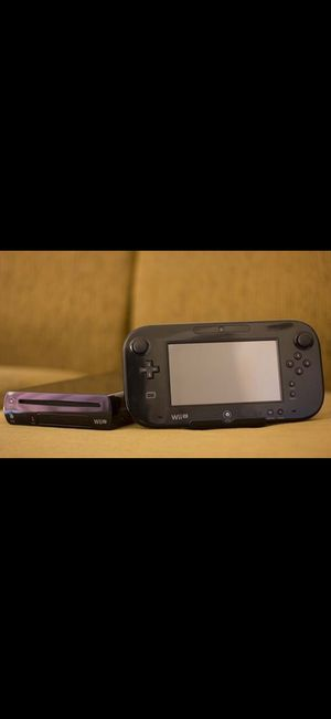 Nintendo Wii U for Sale in Moreno Valley, CA