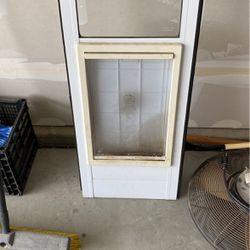 Sliding Door Dog Door for Sale in Visalia,  CA