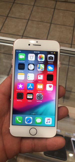 iPhone 7 32GB Rose Gold Verizon-GSM Unlocked Like New for Sale in Atlanta, GA