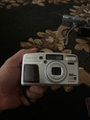 Exc+ Pentax Iqzoom 145m Super 35mm Point&shoot Camera for Sale in Lemoore, CA