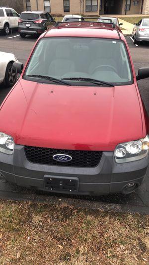 2005 Ford Escape XLT for Sale in Bridgeton, MO