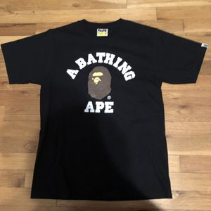 Bape College tee dead stock size small for Sale in Manalapan Township, NJ