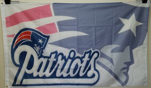 """""""CUSTOM"""" 3'x5' New England Patriots Flag for Sale in Perris, CA"""