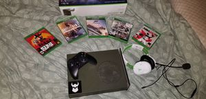 Xbox one S 1tb Special Edition Battlefield 1!! Best Bundle!!! for Sale in Lake View Terrace, CA