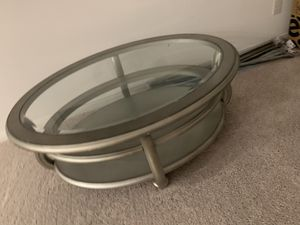 Glass coffee table for Sale in Chino, CA