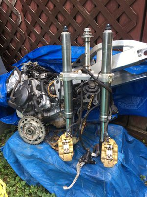 Motorcycle Engine Suzuki GSXR 1000 will take a reasonable offer for Sale in Columbus, OH