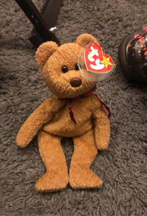 Beanie baby curly for Sale in Madera, CA