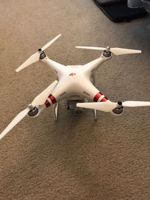 Phantom 3 drone for Sale in Detroit, MI