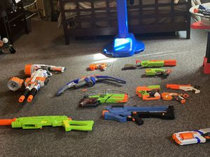 Nerf gun Package for Sale in Aurora, CO