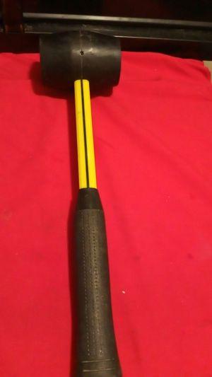 Heavy duty rubber mallet for Sale in Norfolk, VA
