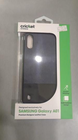 Samsung A01 Phone Case for Sale in Oklahoma City, OK