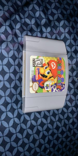Mario Party 64 for Sale in Lytle, TX