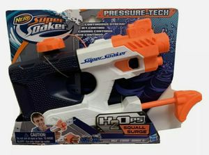 NERF Super Soaker Squall Surge Water Pistol Squirt Gun Blaster Hasbro H2Ops NEW for Sale in Wood Dale, IL