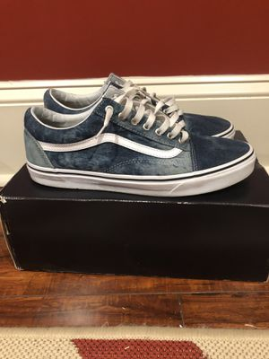 Vans , denim jeans size 11 for Sale in Southaven, MS