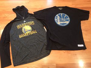 NBA Golden State Warriors XL Tops for Sale in Iowa City, IA