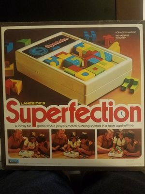 1975 Superfection Puzzle Game. for Sale in Miami, FL