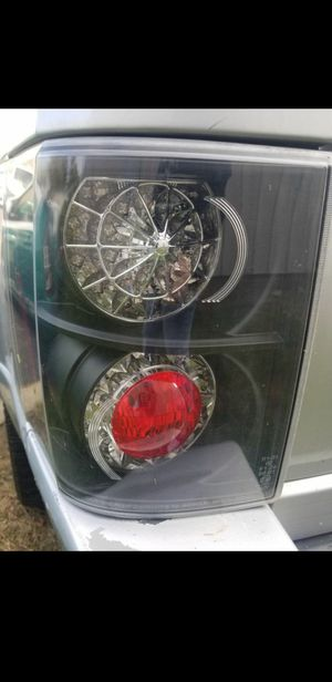 Tail lights and headlights new for Sale in South Elgin, IL