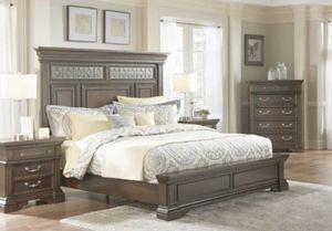 Queen bedroom set for Sale in Los Angeles, CA
