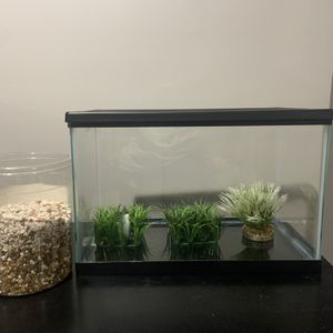 5.5 Gallon Fish Tank for Sale in Libertyville, IL
