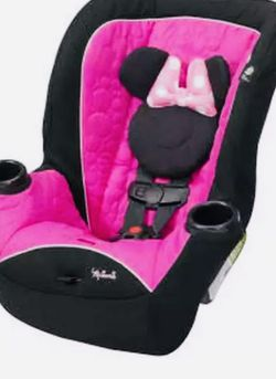 Disney Baby Apt 50 Convertible Car Seat Mouseketeer Minnie Travel Booster Chair for Sale in Hayward,  CA