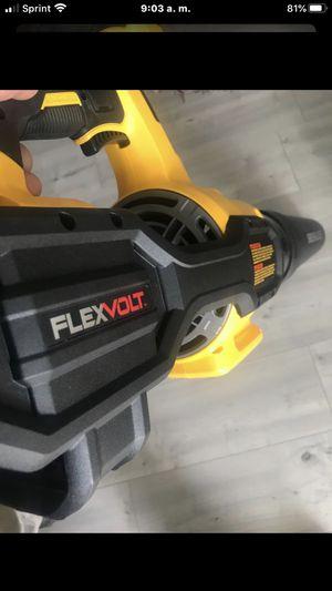 Dewalt. Blower 60v flex volt for Sale in Visalia, CA