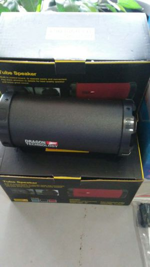 Bluetooth tube speaker for Sale in Columbus, OH