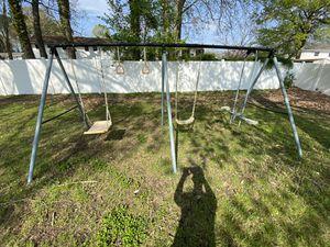 Children Outdoor Play/Swing Set for Sale in Virginia Beach, VA