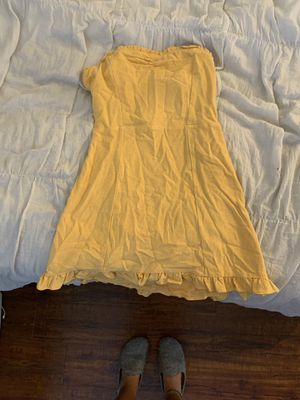 Free People Mini Yellow Dress for Sale in Westminster, CA