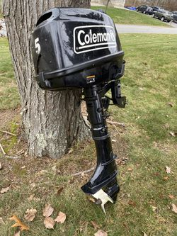 5 Hp Outboard Motor for Sale in Merrimac,  MA