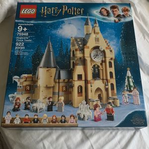 Harry Potter Clock tower Lego Set for Sale in Sykesville, MD