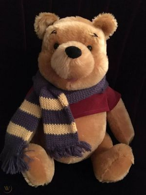 WINNIE THE POOH 100 ACRE WOOD LIMITED EDITION GUND MOHAIR STUFFED ANIMAL DOLL for Sale in Spring Branch, TX