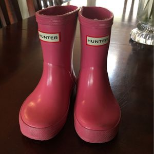 Hunter Rain Boots for Sale in Troutdale, OR