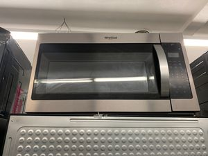 Whirlpool Microwave for Sale in Fountain Valley, CA