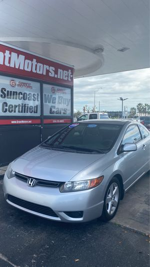 2008 Honda Civic Coupe for Sale in Fort Myers, FL