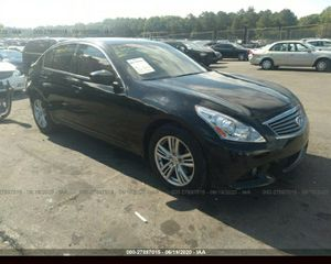 2013 Infiniti G37 parts for Sale in Queens, NY