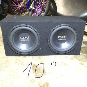 Polk subwoofers for Sale in Swampscott, MA