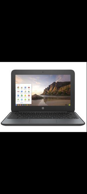"HP chromebook 11.6"" for Sale in Amity Harbor, NY"