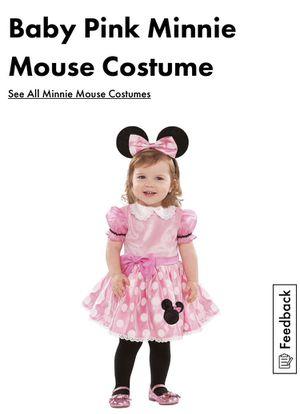 Mini mouse costume for Sale in Anaheim, CA