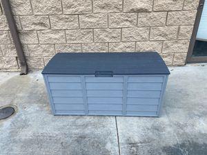 Deck box for Sale in Azusa, CA