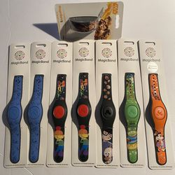 Disney Magic Bands NEW Unlinked for Sale in Fort Lauderdale,  FL