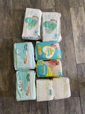 Diapers Newborn for Sale in San Fernando, CA