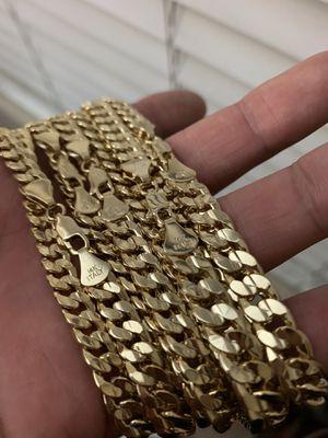 Brand New 14k Necklaces for Sale in Pico Rivera, CA