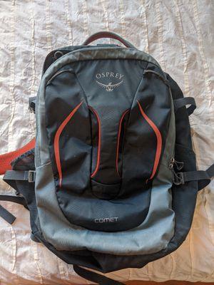 Osprey Comet 30L backpack (Armor grey) for Sale in San Francisco, CA