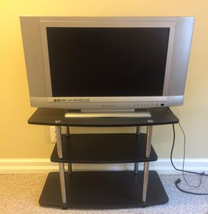 Olevia TV and Stand for Sale in Fairfax, VA