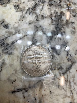Mexican Olympic silver coin for Sale in West Covina, CA